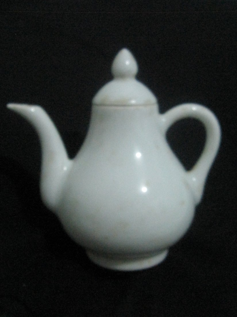 Chinese chenghua doucai palace used bowl with Tian