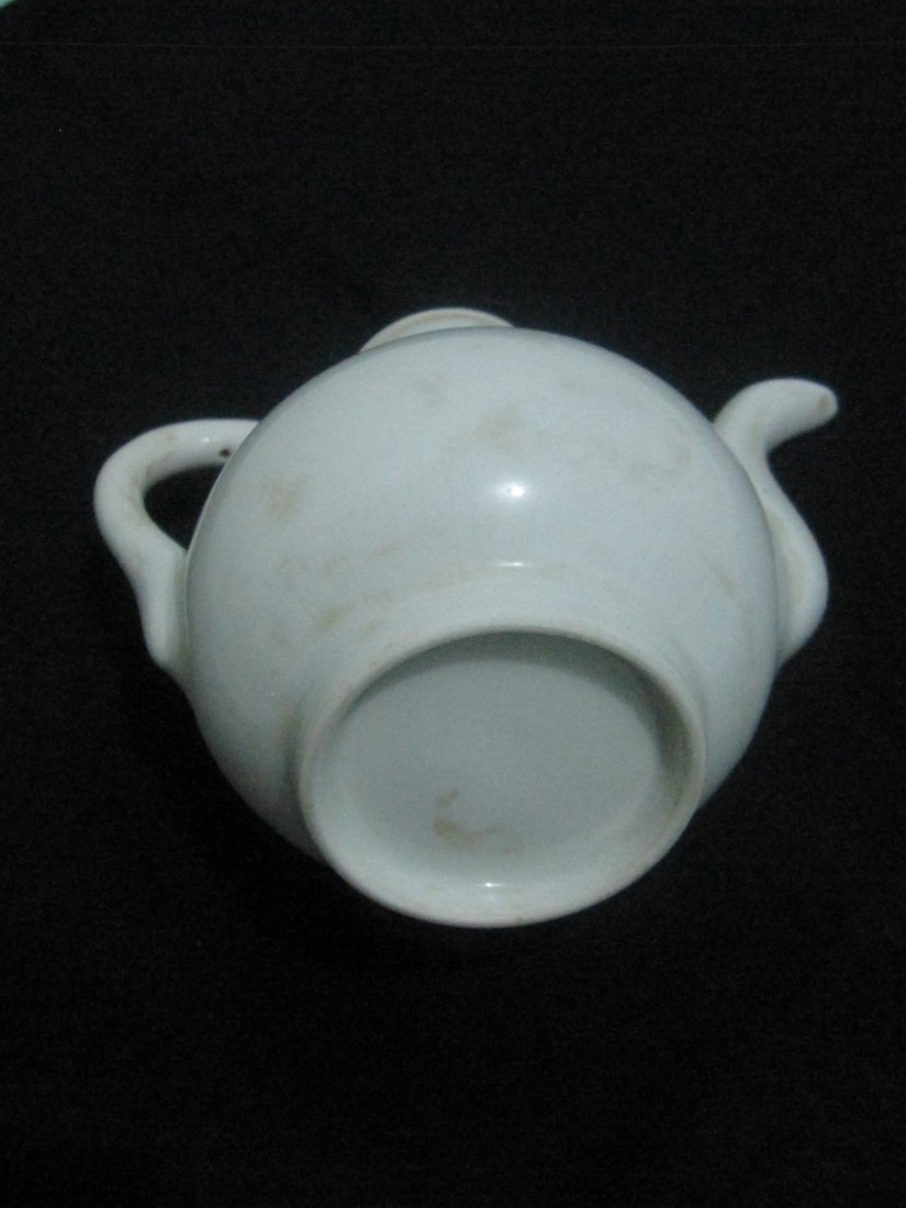 Chinese chenghua doucai palace used bowl with Tian - 3
