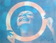 """285: James  Rosenquist, """"Somewhere To Light"""""""