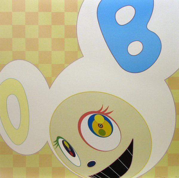 """Takashi Murakami, """"And Then-Ichimatsu"""""""