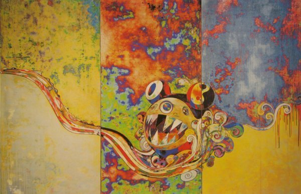 "Takashi Murakami, ""727-727"""