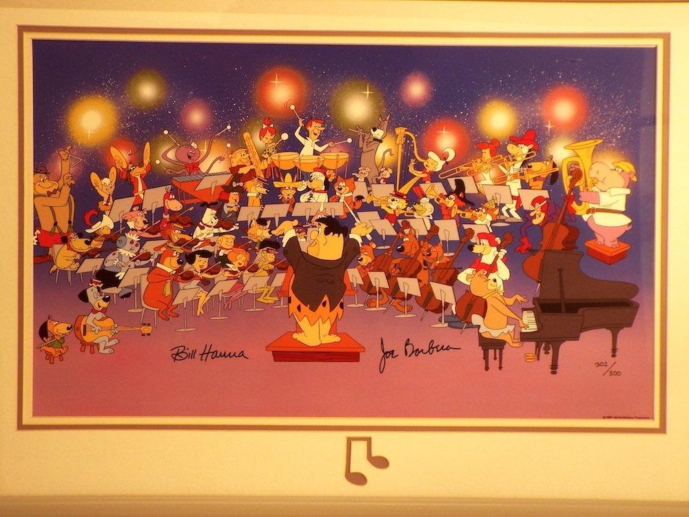 "Hanna Barbera, ""Symphony of the Stars"""