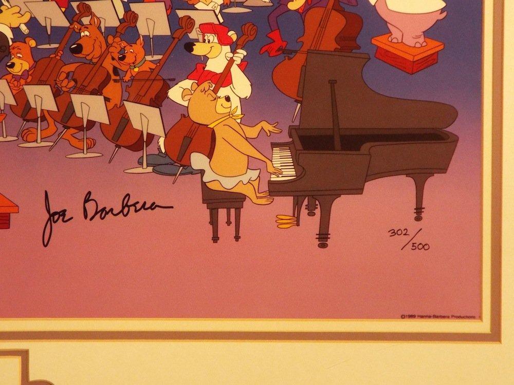"Hanna Barbera, ""Symphony of the Stars"" - 2"