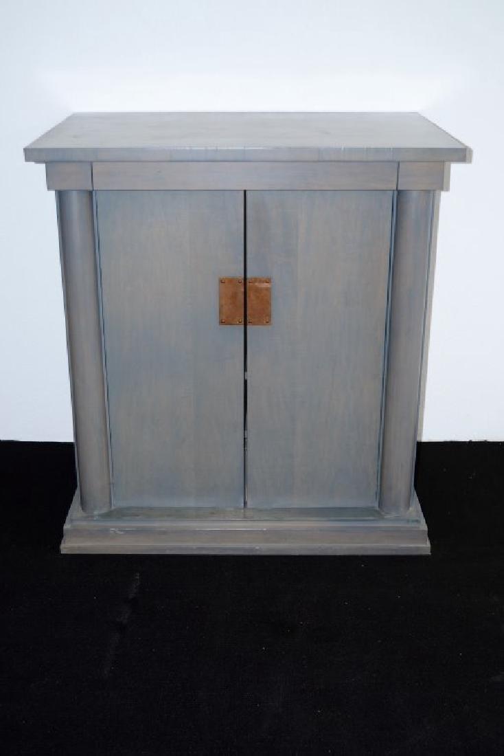 Michael Graves Custom Cabinet