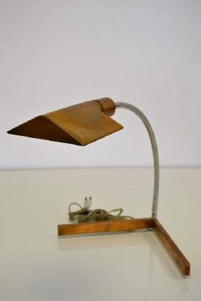 Cedric Hartman Desk Lamp