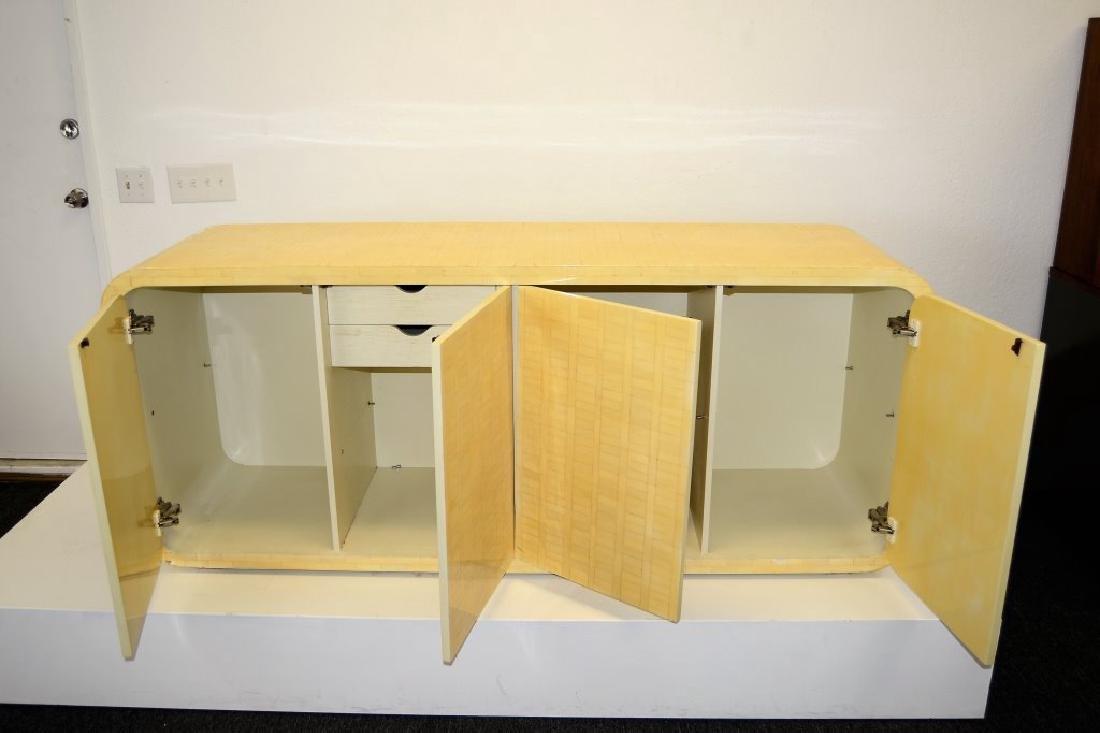 Enrique Garcel Bone Veneer Cabinet - 3
