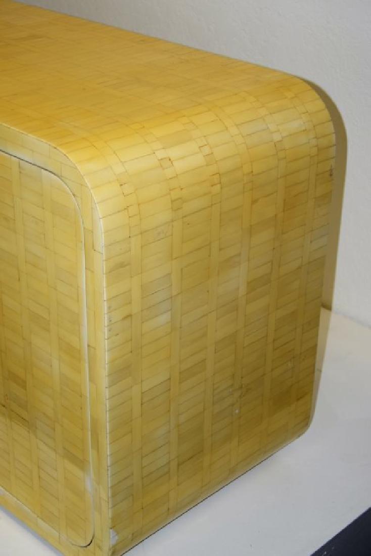 Enrique Garcel Bone Veneer Cabinet - 5