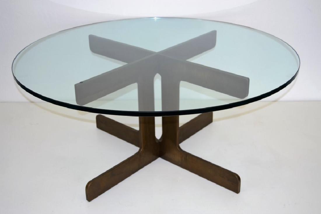 Bronze Custom Cocktail Table