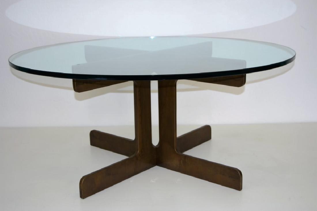Bronze Custom Cocktail Table - 2