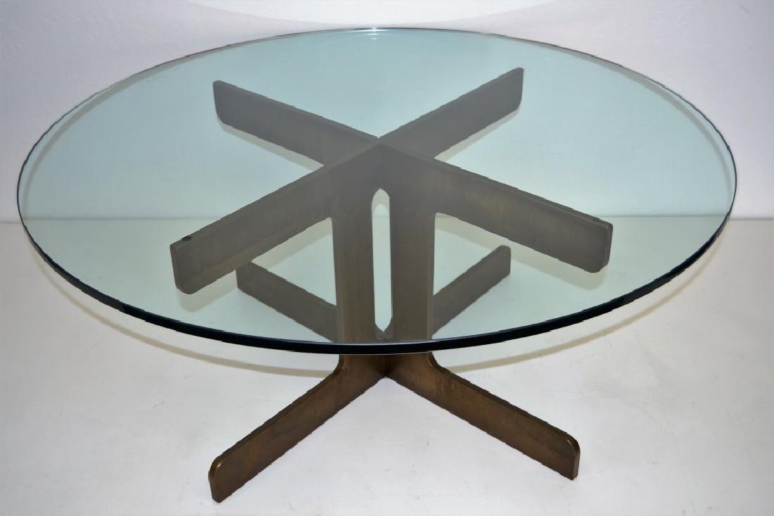 Bronze Custom Cocktail Table - 3