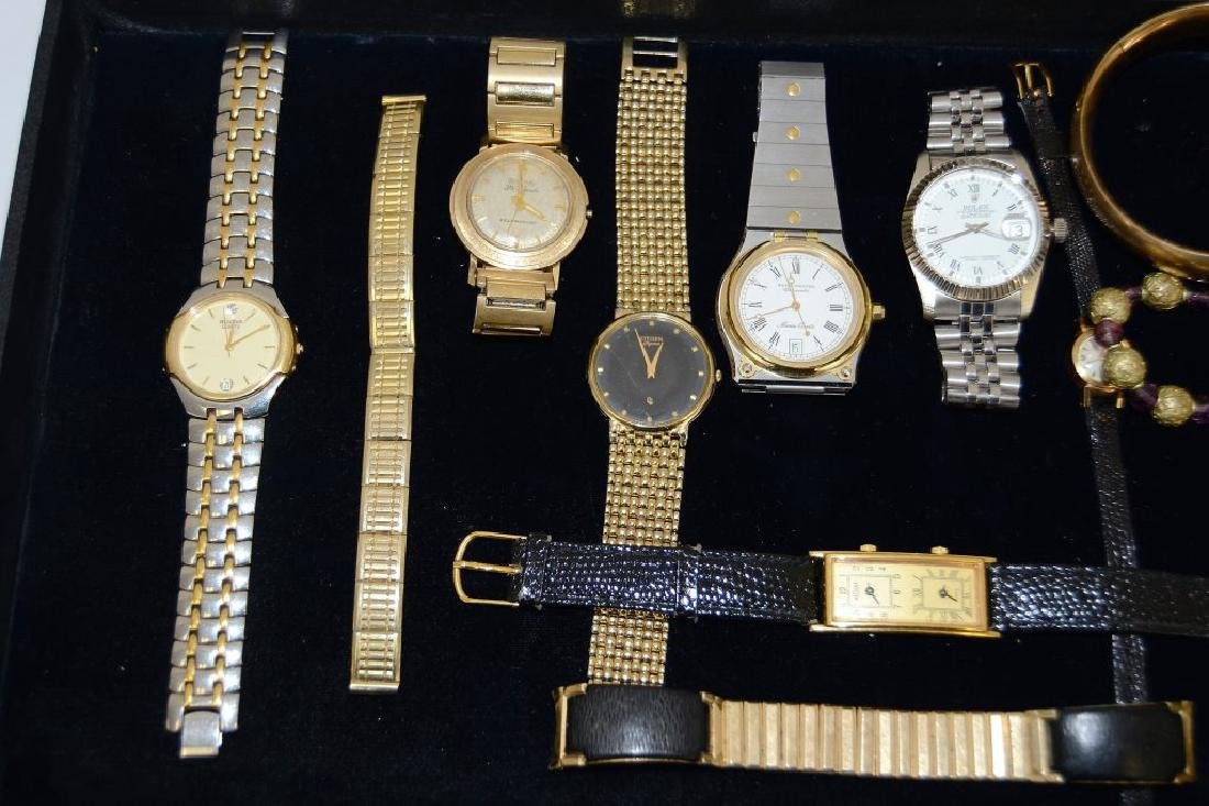 Lot of Vintage Watches and Jewelry - 3