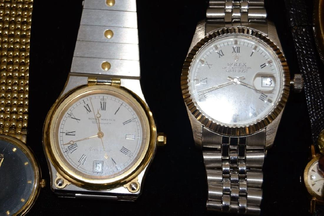 Lot of Vintage Watches and Jewelry - 6