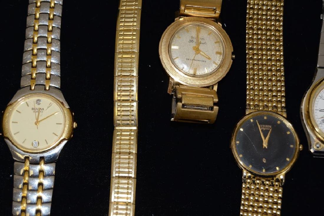 Lot of Vintage Watches and Jewelry - 7