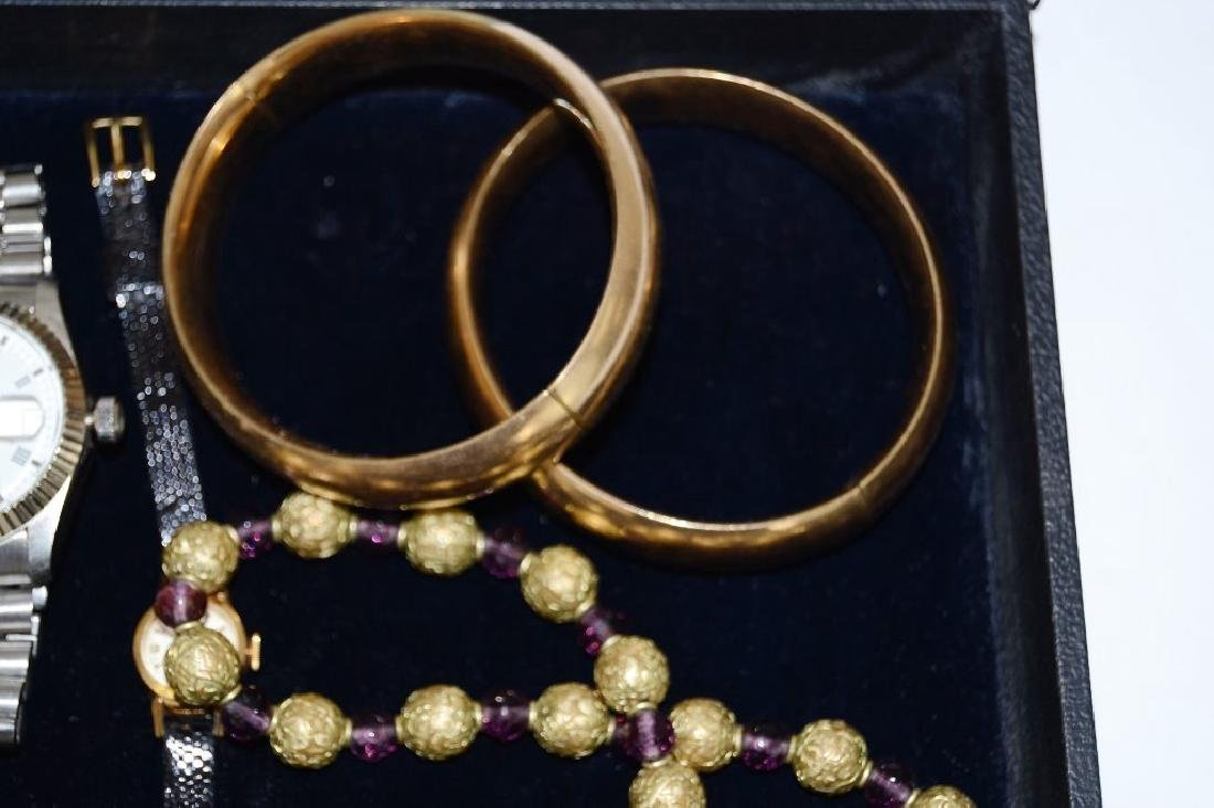 Lot of Vintage Watches and Jewelry - 9