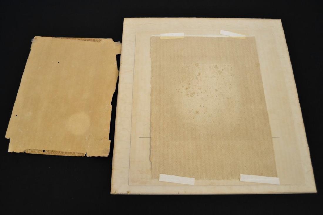 Aristide Maillol Wood Cut with Koa - 4