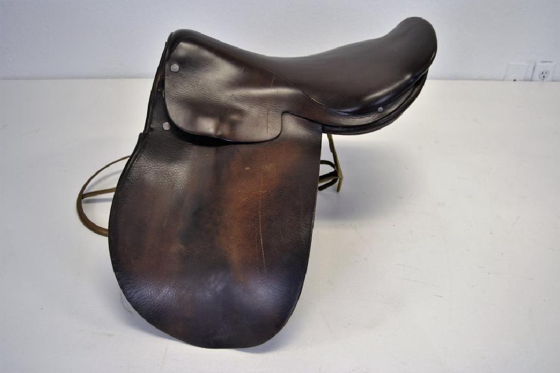 Hermes Saddle with Saddle Stand - 2