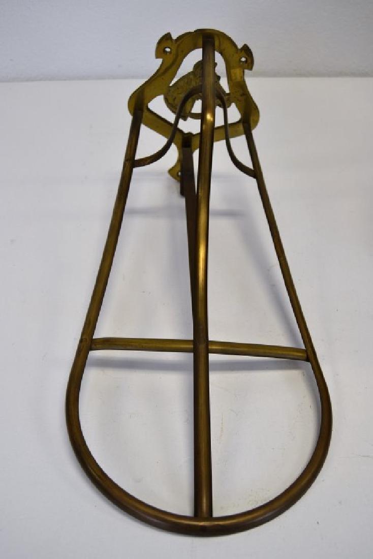 Hermes Saddle with Saddle Stand - 5