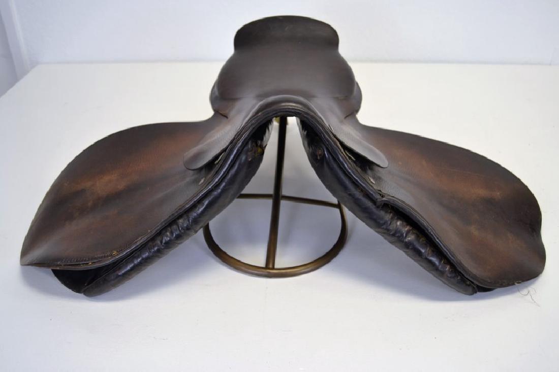 Hermes Saddle with Saddle Stand - 6