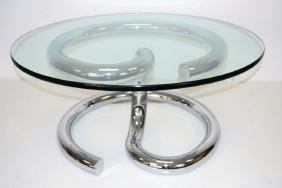 Paul Tuttle Cobra Coffee Table