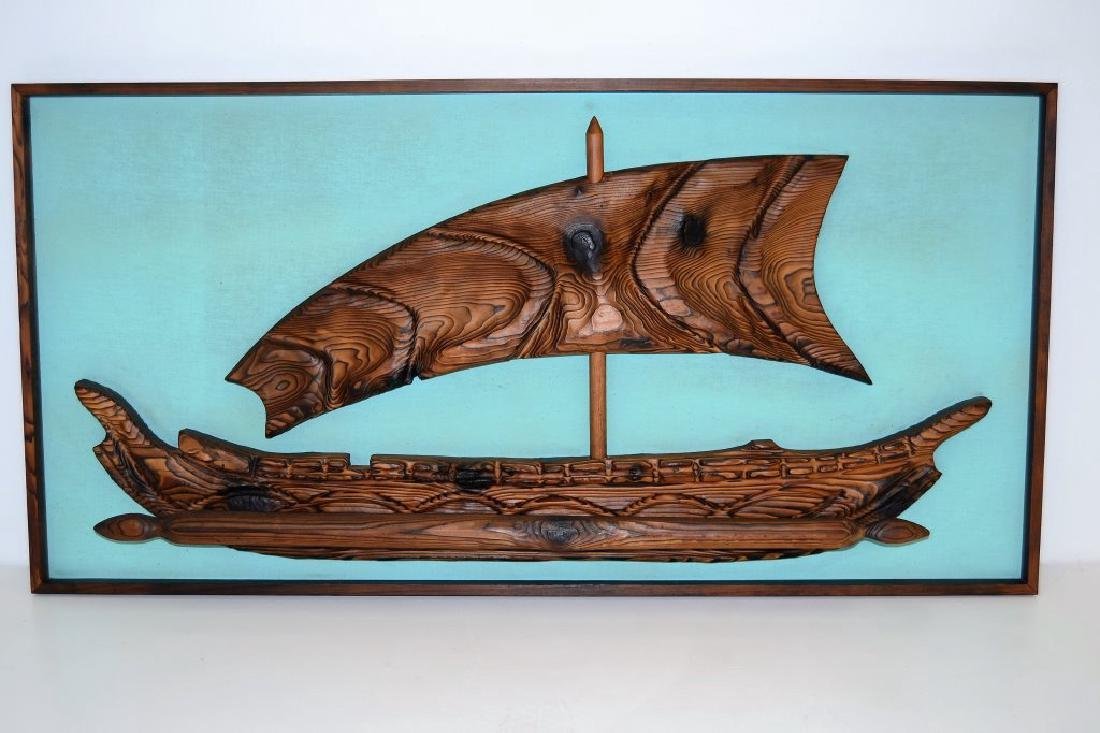 Witco Viking Ship Picture
