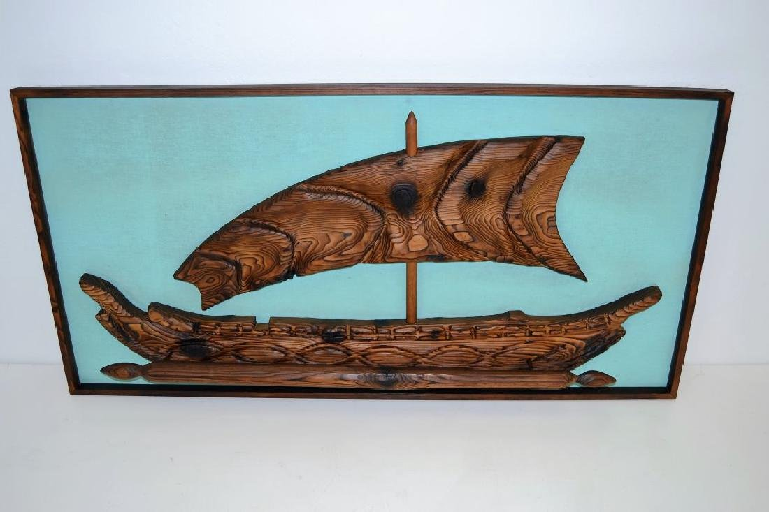 Witco Viking Ship Picture - 2