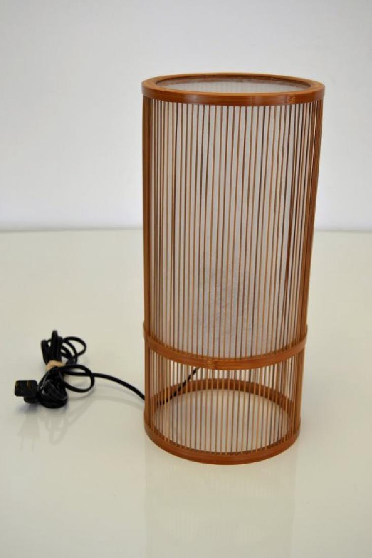 Mid Century Japanese Table Lamp