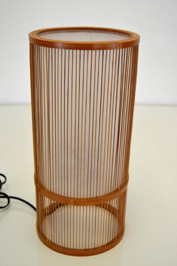 Mid Century Japanese Table Lamp - 5