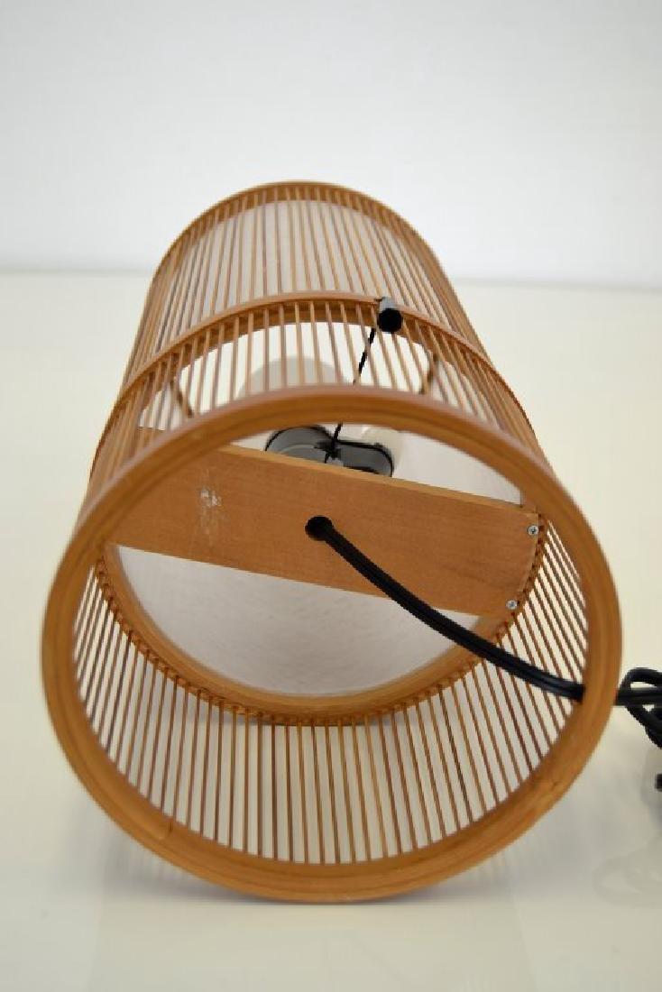 Mid Century Japanese Table Lamp - 6