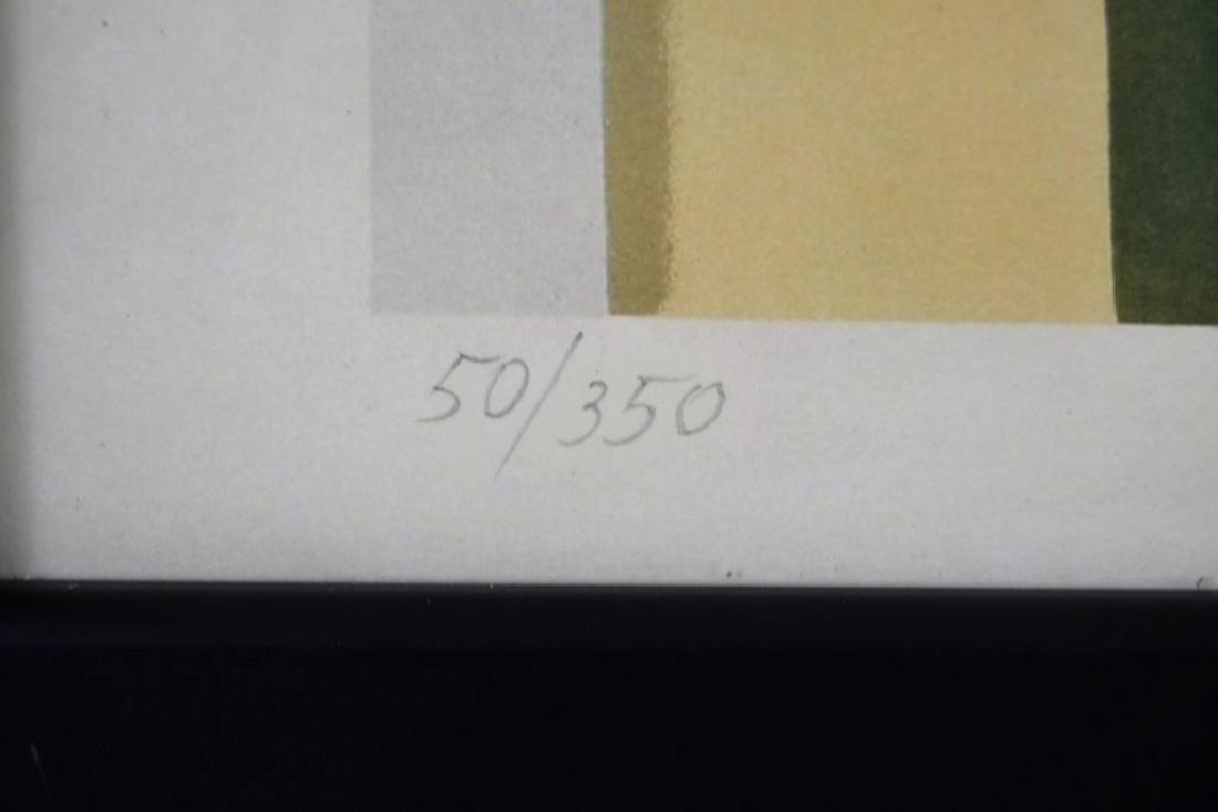 """Fernand Leger """"La Lecture"""" Pencil Signed - 4"""
