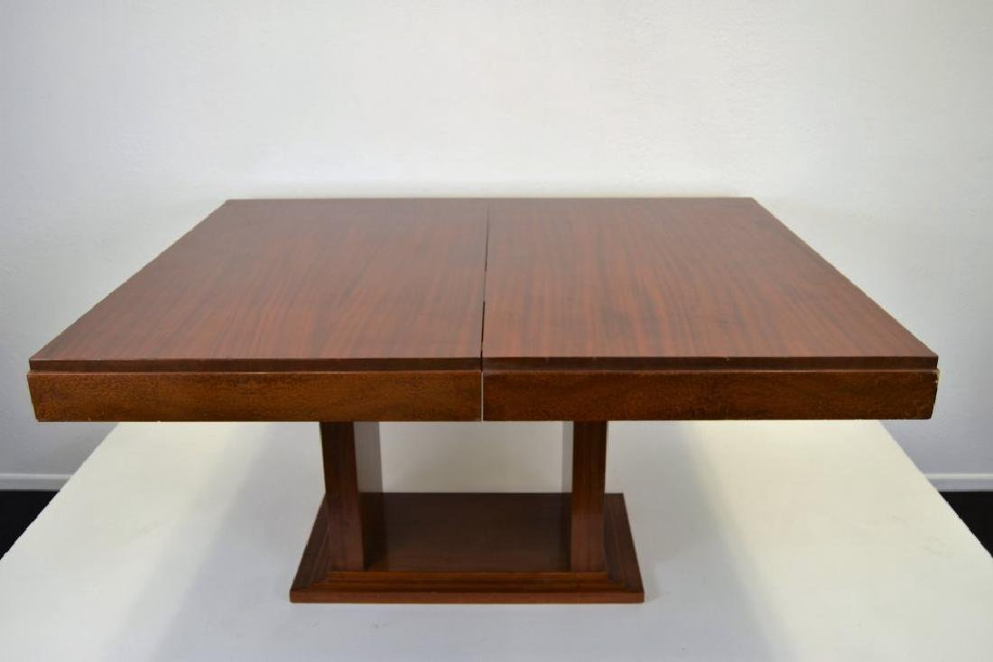 French Art Deco Dining Table - 2
