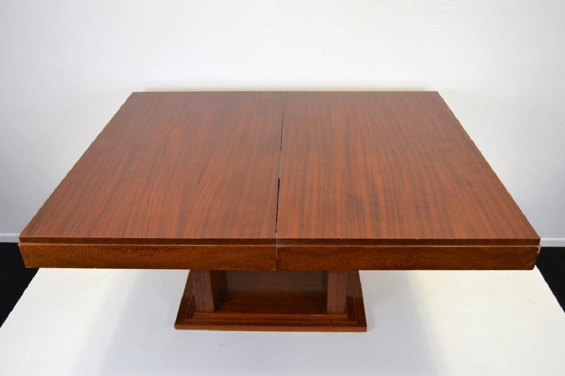 French Art Deco Dining Table - 4