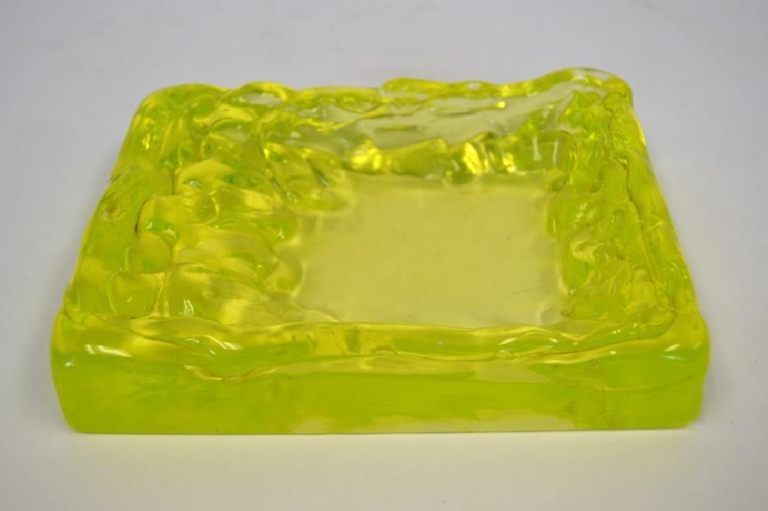 Luciano Gaspari for Salviati Glass Bowl