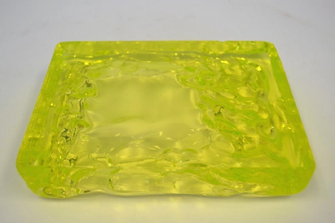 Luciano Gaspari for Salviati Glass Bowl - 4