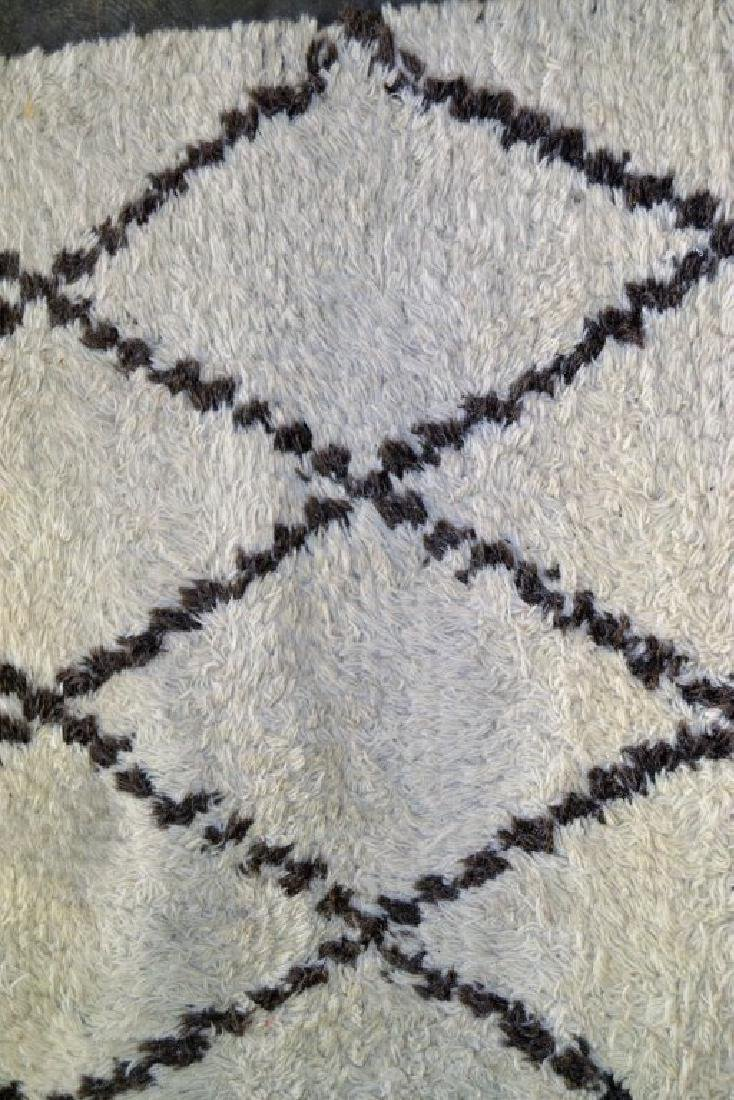 Moroccan Style Rug - 3