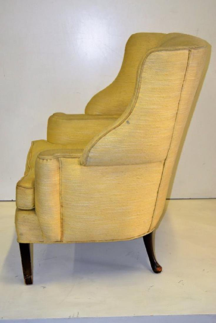 Unusual Wing Chair - 2