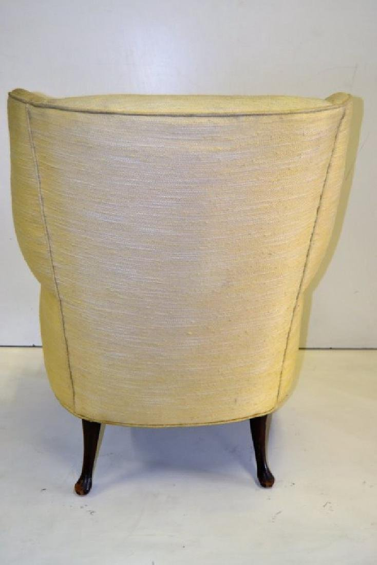 Unusual Wing Chair - 3