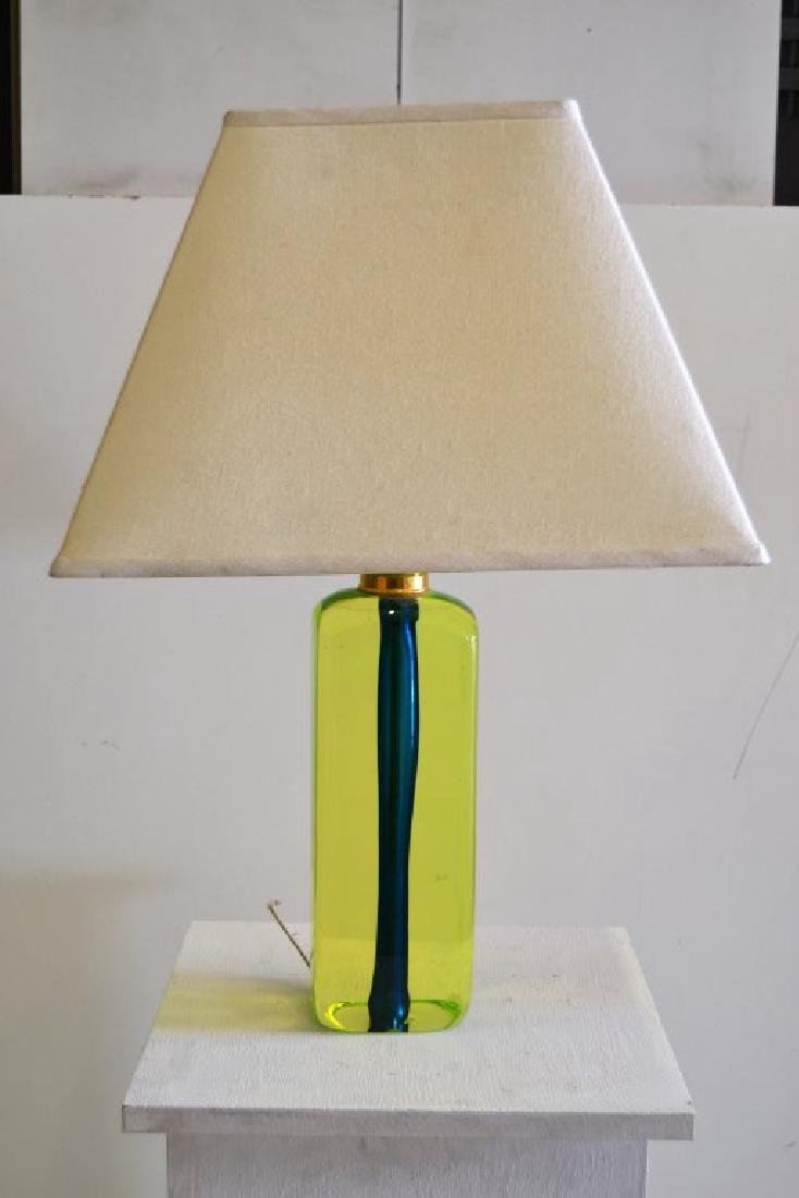Antonio Da Ros for Cenedese Table Lamp