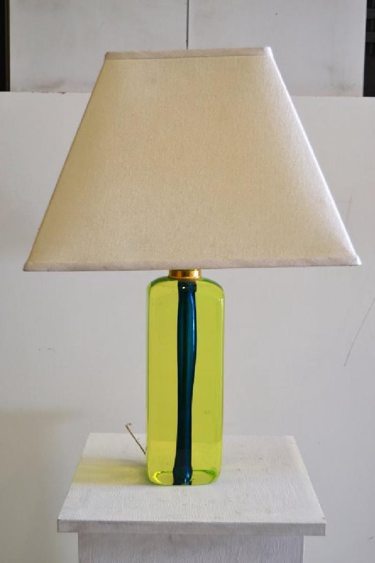 Antonio Da Ros for Cenedese Table Lamp