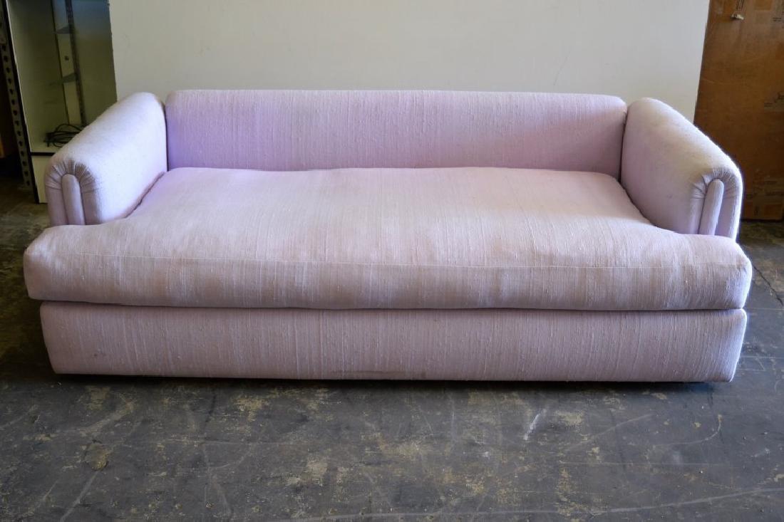 Steve Chase Lavender Sofa