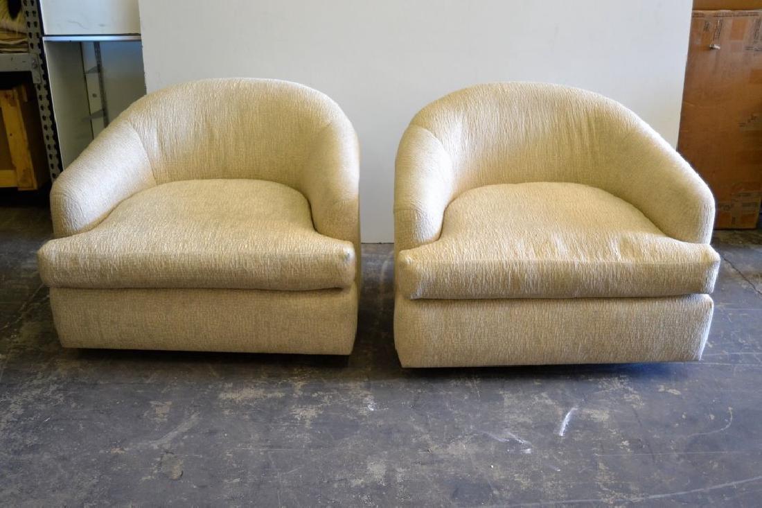 Steve Chase Swivel Chairs