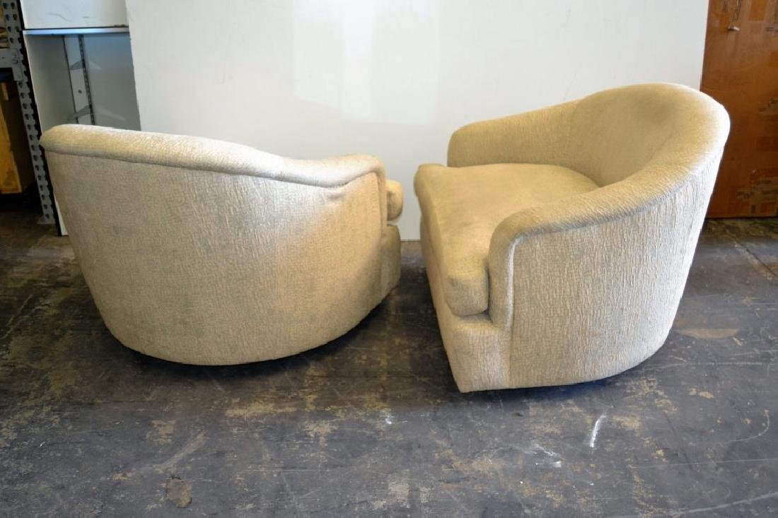 Steve Chase Swivel Chairs - 2
