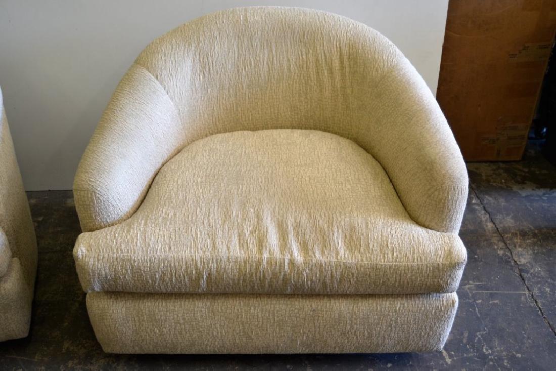 Steve Chase Swivel Chairs - 3