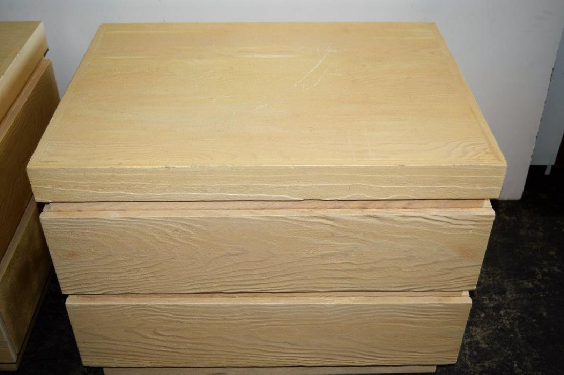 Steve Chase 2 Drawer Night Stands - 3