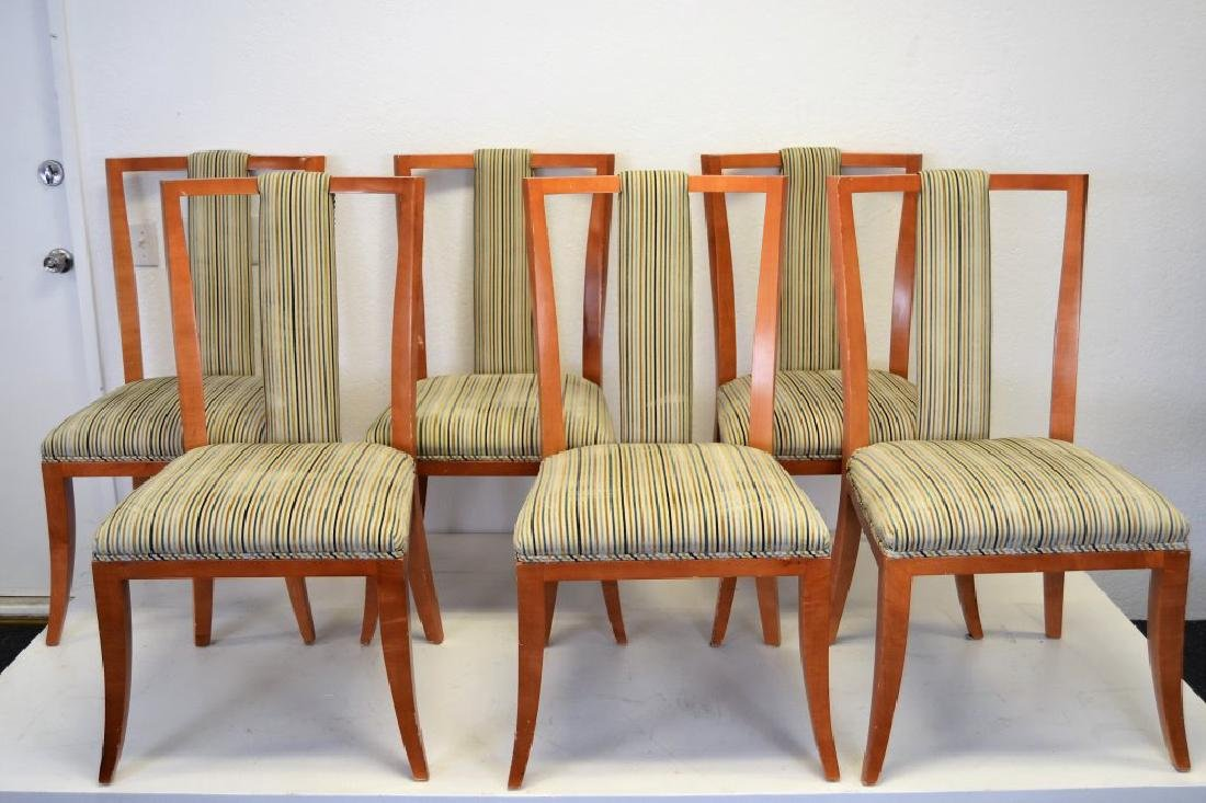 Paul Frankl Style Chairs
