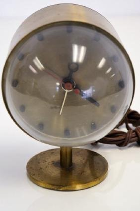 George Nelson Table Clock