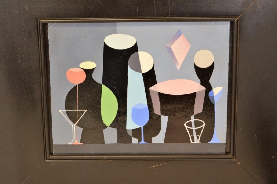 Seymour Zayon Painting - 2
