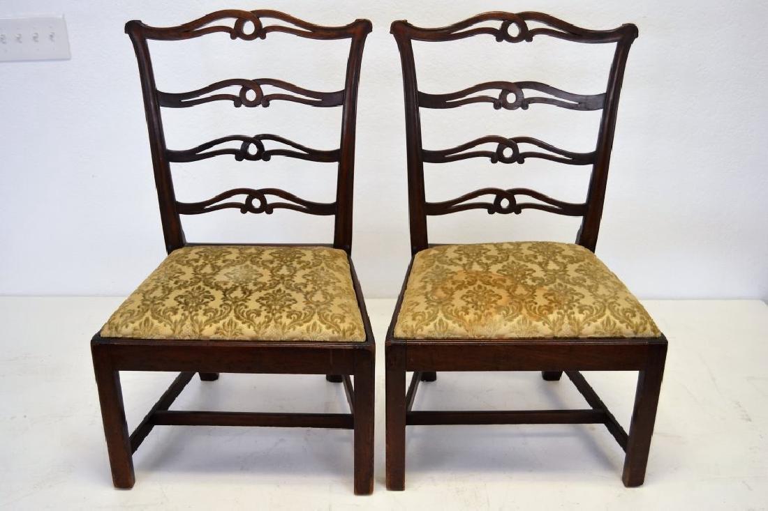 18th Century Philadelphia Chairs