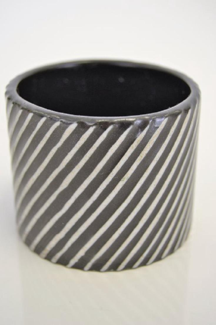 Stig Lindberg for Gustavsberg Striped Vessel