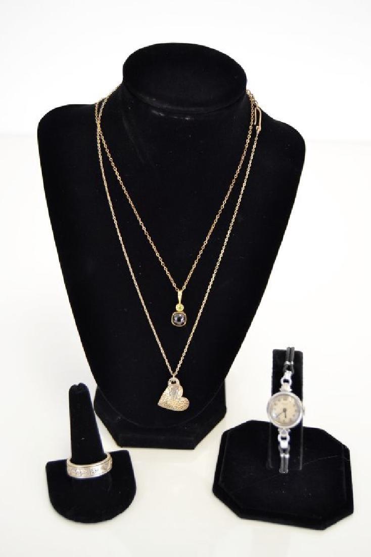 4 Piece Lot of Jewelry