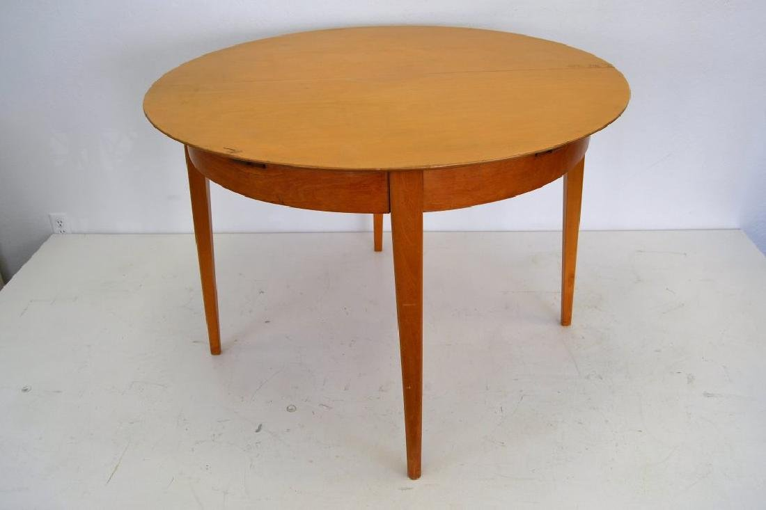 Cor Alons Birch Plywood Table - 3